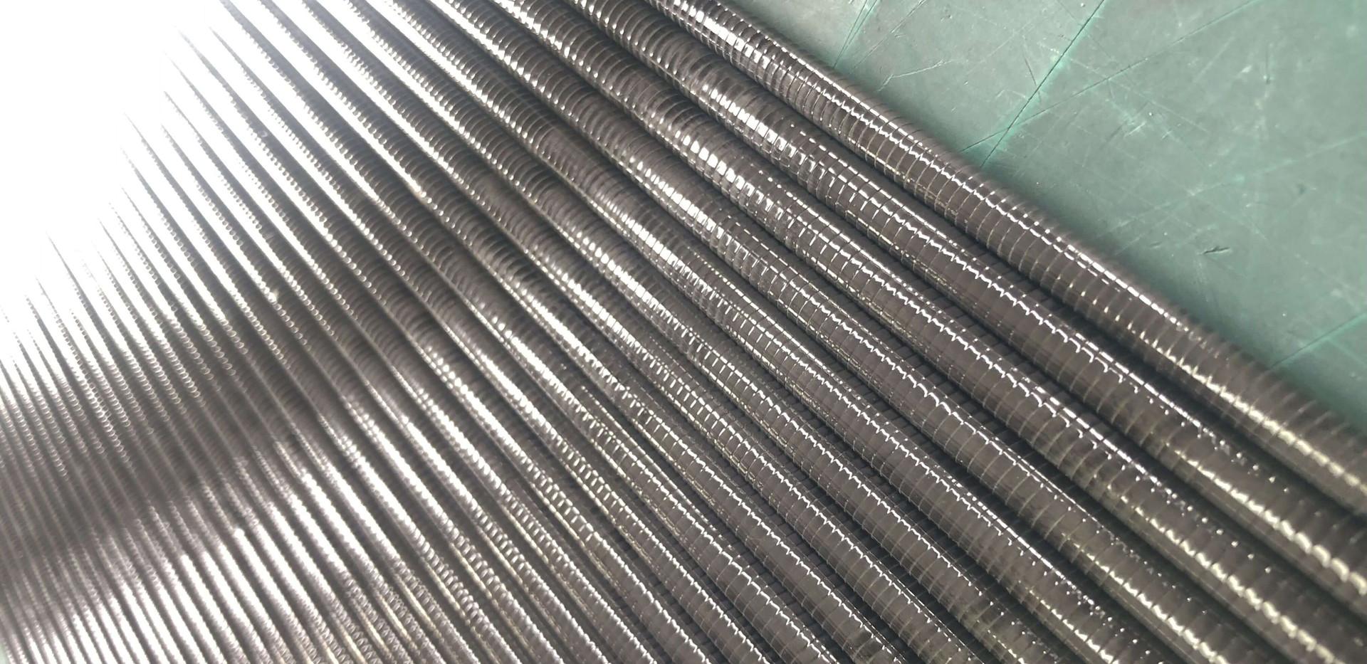 3K OPP Carbon Fiber Tube