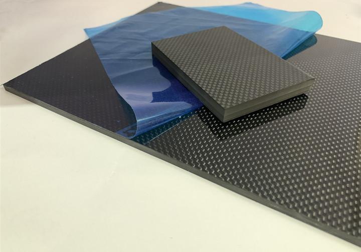 10mm carbon fiber plate glossy/twill