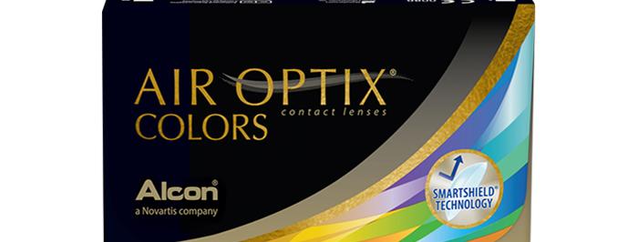 Air optix Colors (+)   ერთ თვიანი ფერადი ლინზები