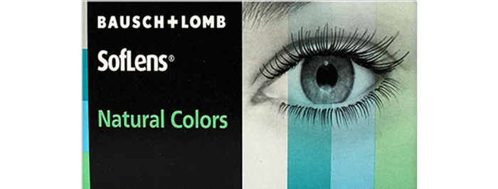 Soflens Natural Colors - სამ თვიანი ფერადი ლინზები