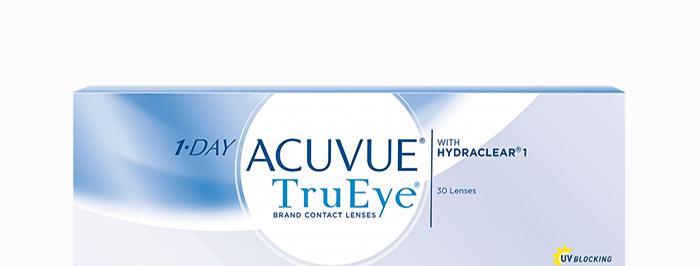 1 Day Acuvue® TruEye [30 ცალი] (-)