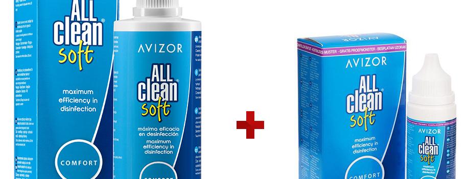 All Clean Soft 350 მლ