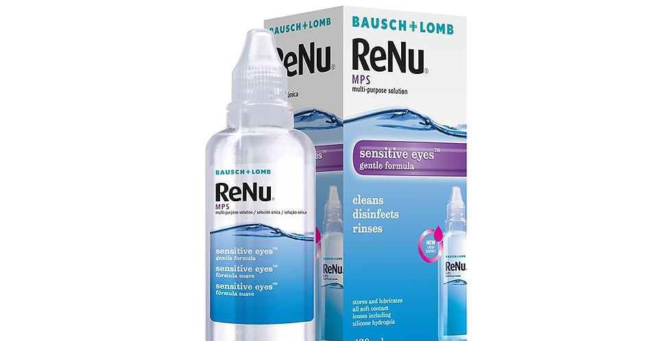 ReNu Sensitive 120 მლ
