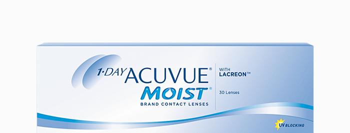 1 Day Acuvue® Moist [30 ცალი]