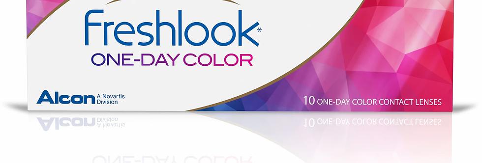 FreshLook - ერთ დღიანი ფერადი ლინზები
