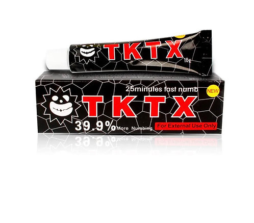 TKTX Black tattoo numbing cream 10g