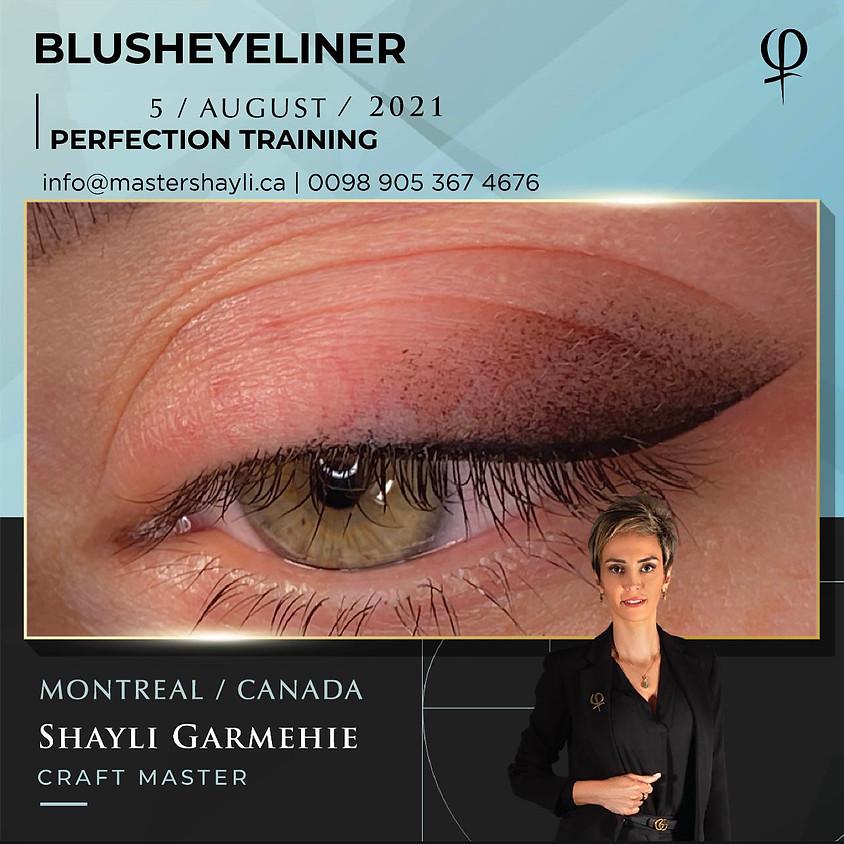 Blush Eyeliner Perfection Workshop Montreal