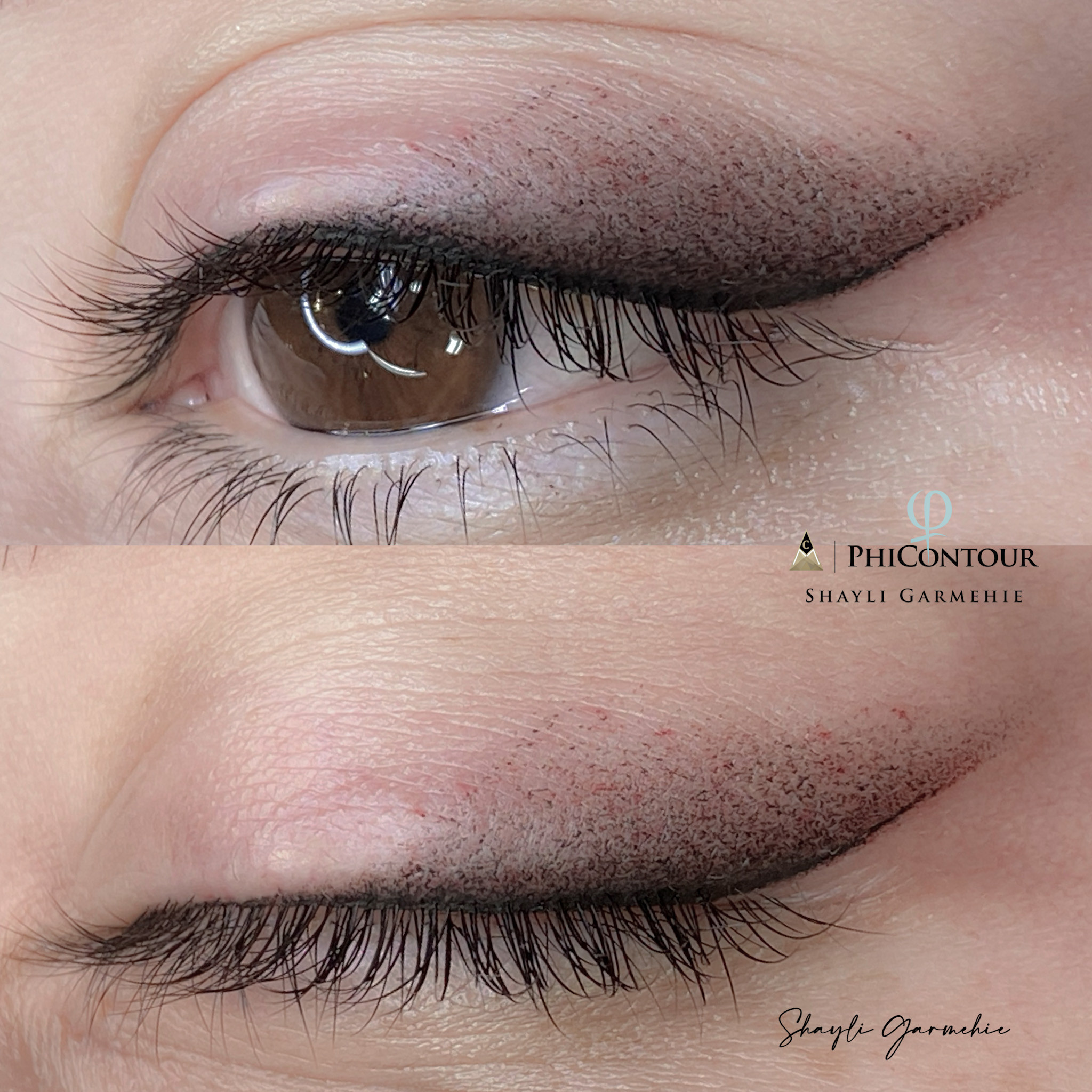 Blush Eyeliner $600