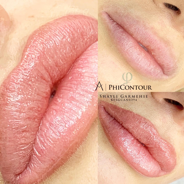 Lip Blushing $600
