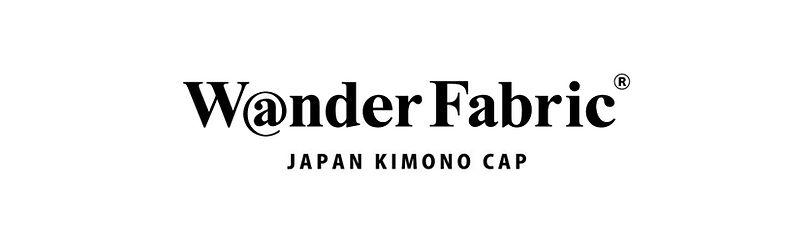 W@nderFabric|ワンダーファブリック|KIMONOCAP|着物キャップ|キモノキャップ