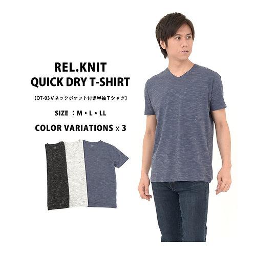 OT03YネックTシャツ