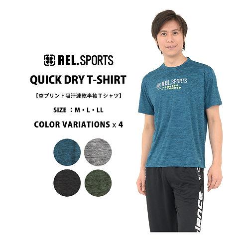 QS001半袖Tシャツ