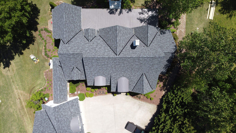 GAF Camelot II with Golden Plege Roofing Warranty in Killen, Alabama