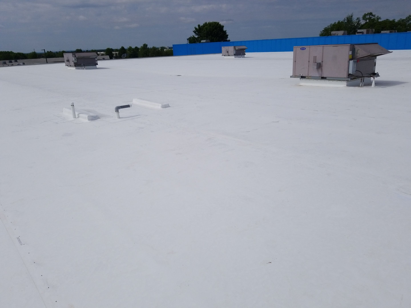 Commercial GAF TPO Roof Madison Alabama
