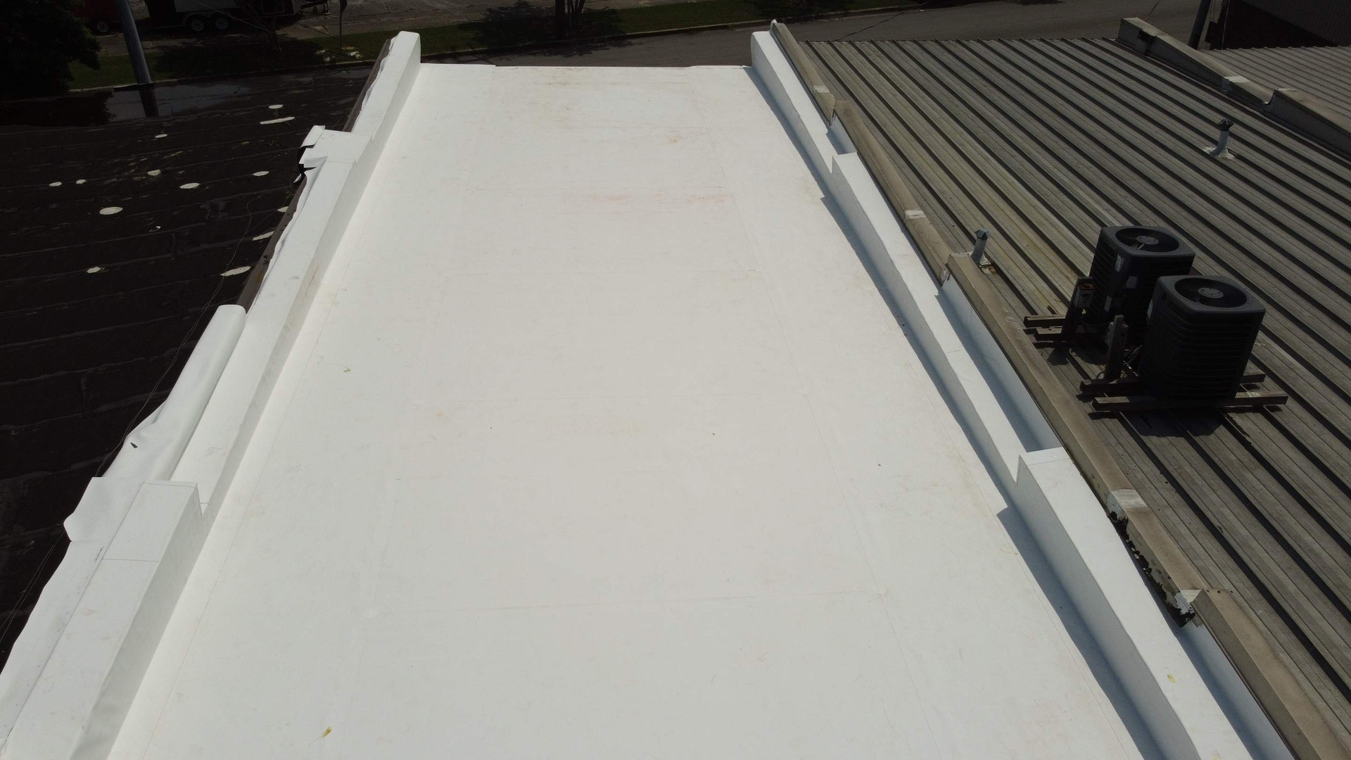 Commercial GAF TPO Roof Florence Alabama