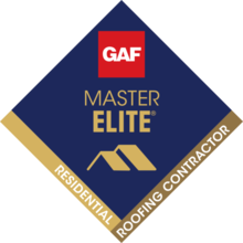 gaf master elite residential roofing contractor certification north alabama