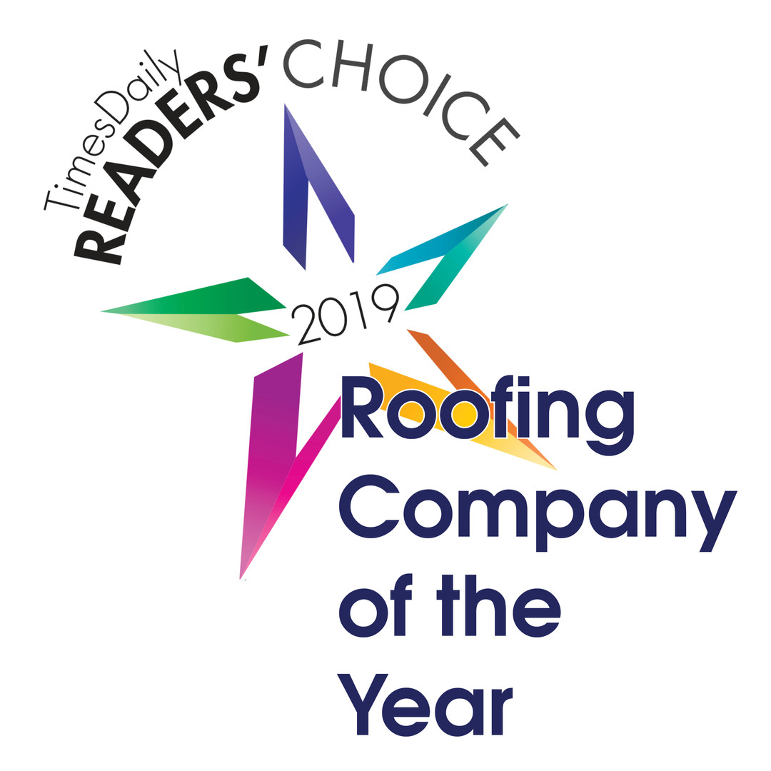 Readers Choice Roofing Company of the Year