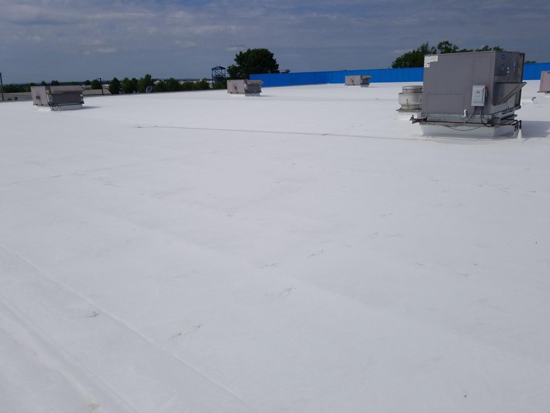 Commercial GAF TPO Roof Madison Alabama