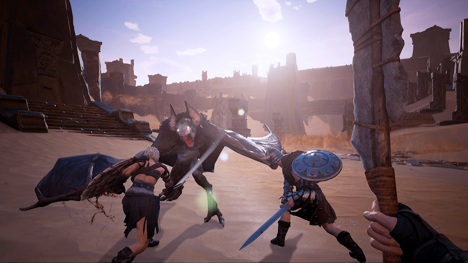 Conan Exiles: Cocks out for Crom - The Something Awful Forums