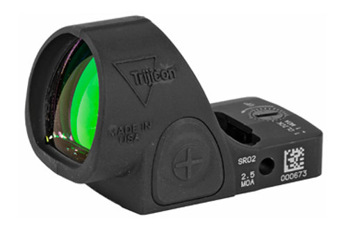 Trijicon, SRO (Specialized Reflex Optic), 2.5 MOA, Adjustable LED, Matte Black