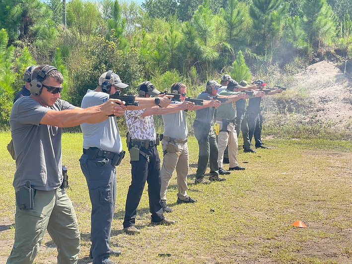 RDS Class, Instructor Level Firearms Training