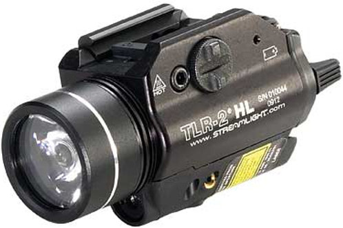 STREAMMLIGHT TLR-2 HL RAIL MNT LIGHT/LSR