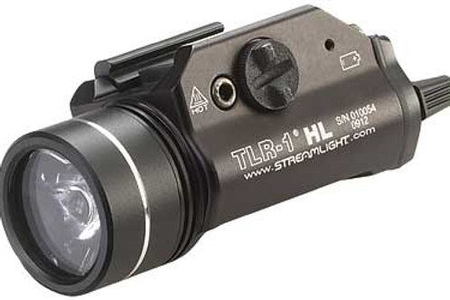 STREAMLIGHT TLR-1 HL 800 LUMEN BLACK