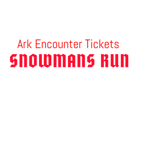 Ark Encounter Tickets