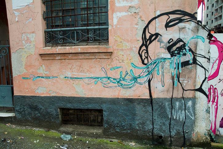 Grafite/São Paulo/Brasil