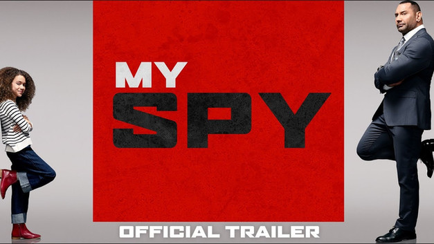 MY SPY (Amazon Studios) Trailer