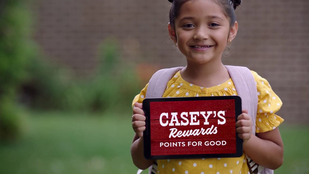 Casey's 'Rewards' Campaign