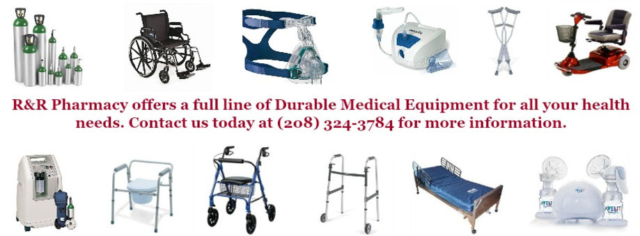 Durable Medical Equipment local