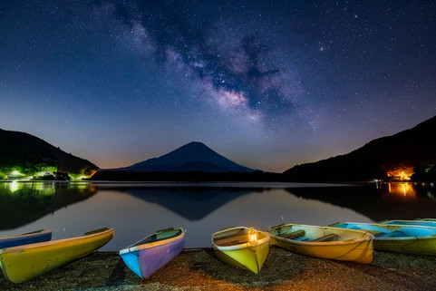 A Boat Ride to Your Dreams