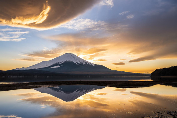 Diamond Fuji, it's Magic!