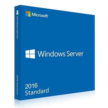 Licença open Windows server standard 2016