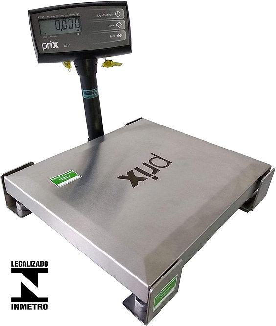 Balança Eletrônica Toledo 8217 Serial Lp 30kg