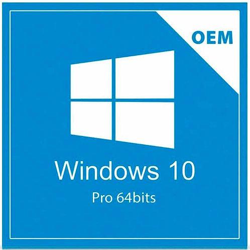 Licença OEM Windows 10 pro
