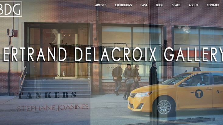 BERTRAND DELACROIX GALLERY