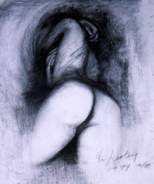 FEMALE NUDE ~ NIILARTEY DE OSU