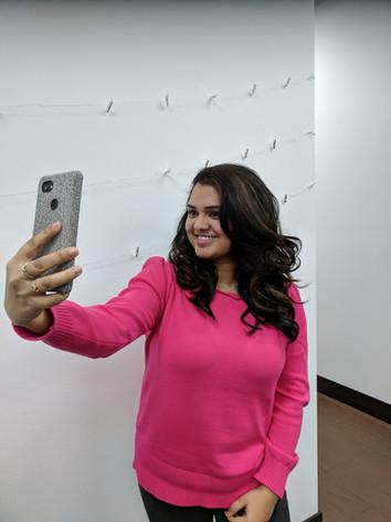 Client Selfie
