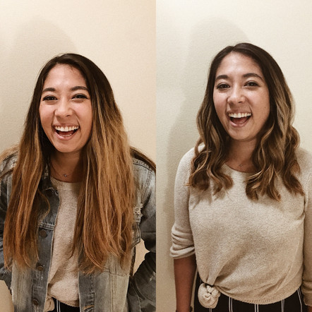 New Hair New Me
