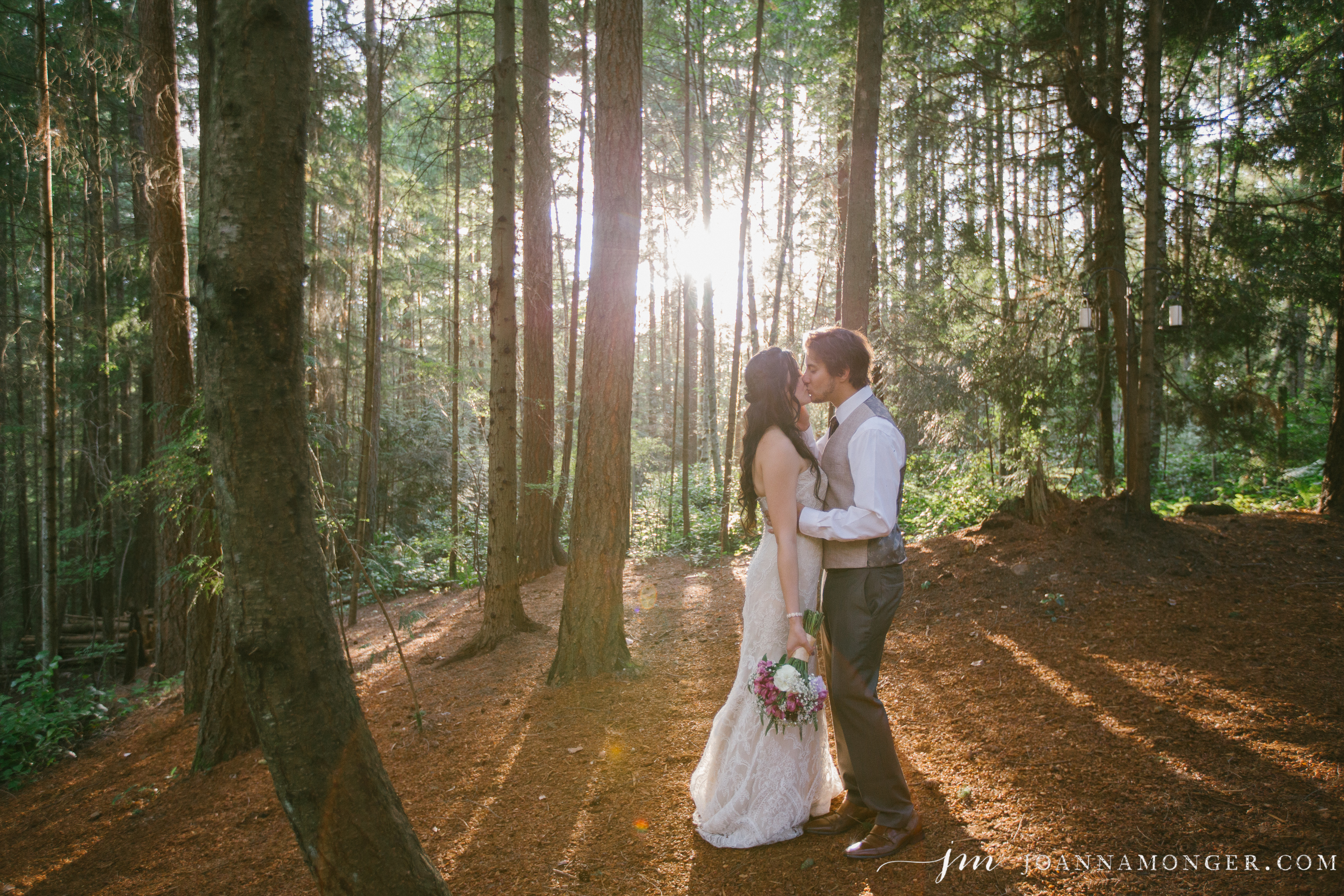 Dragon retreat Bride in Bothell