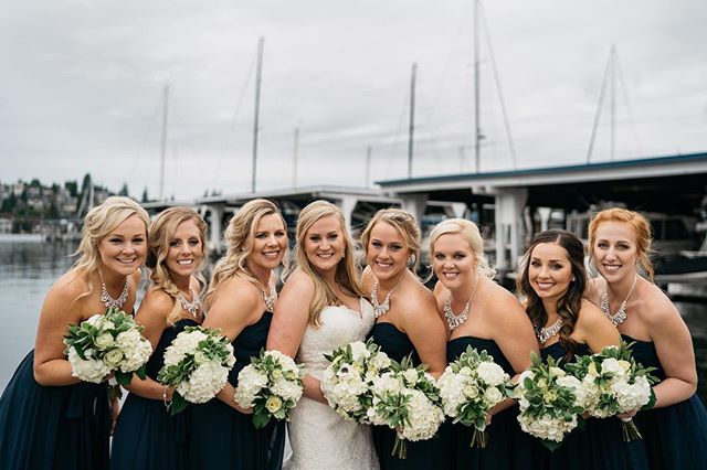 Seattle Yatch club wedding