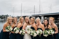 Seattle Yatch club wedding