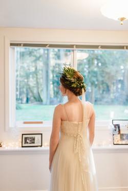 Pacific Artistry winter Bride