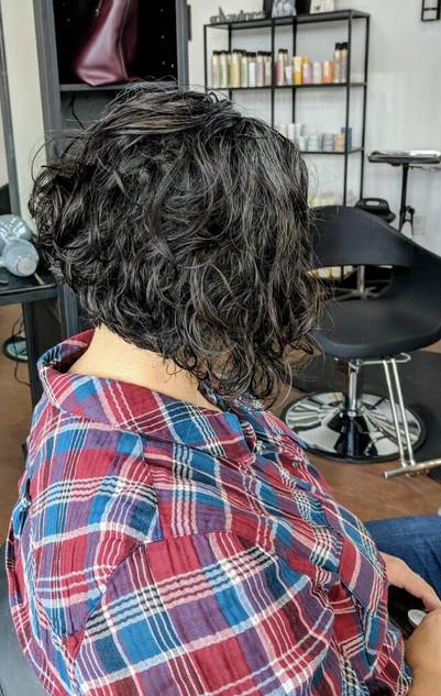 Curly Headed Cutie