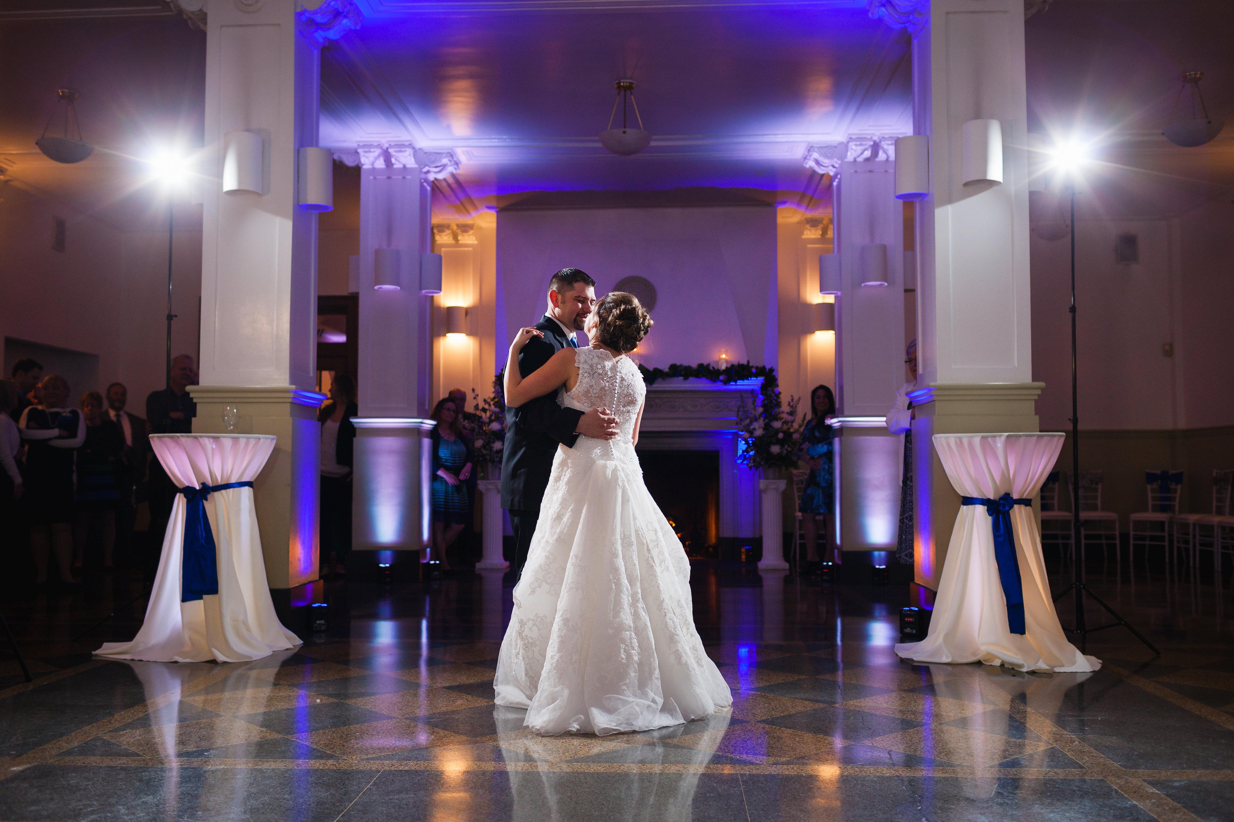 Monte Cristo ballroom