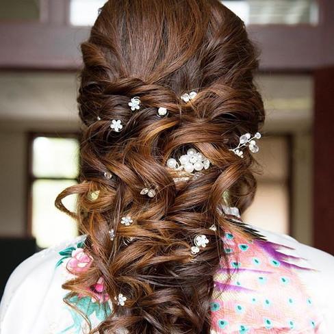 Intricate Curls