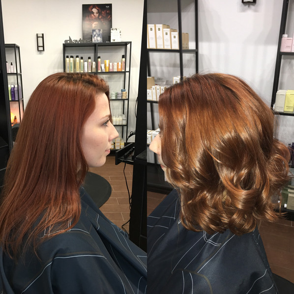 Rich Red Curls