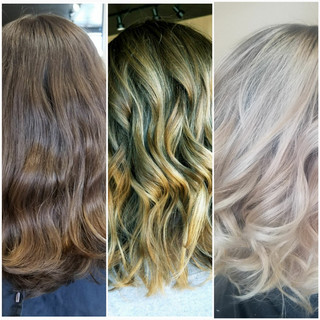 The Stages of Blonde